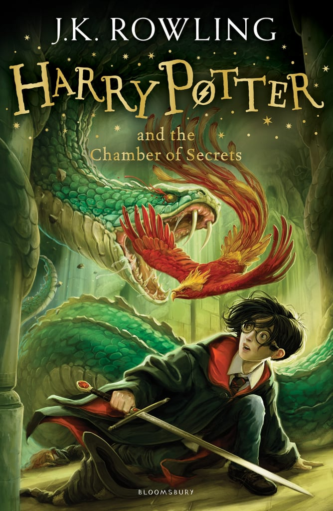 Harry Potter and the Chamber of Secrets, UK 2014