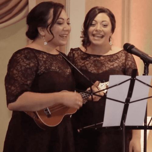 Sisters Wedding Toast Song Mashup