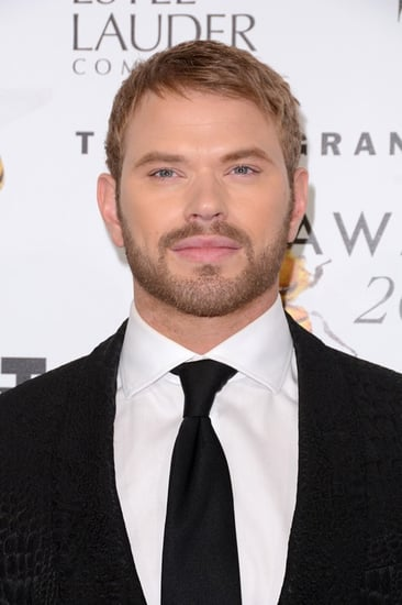Kellan Lutz goes by fake name, Sebastian, on online dating profile