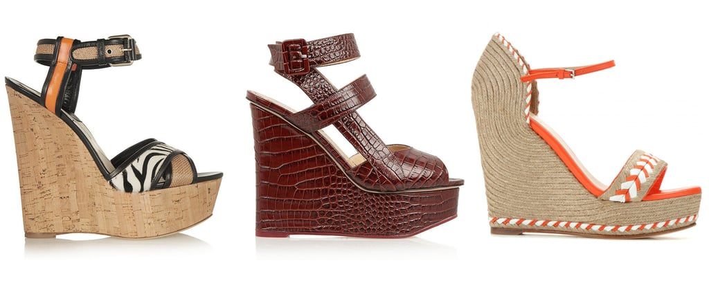 Wedge Sandals Are Where It's at When It Comes to Summer Shoes