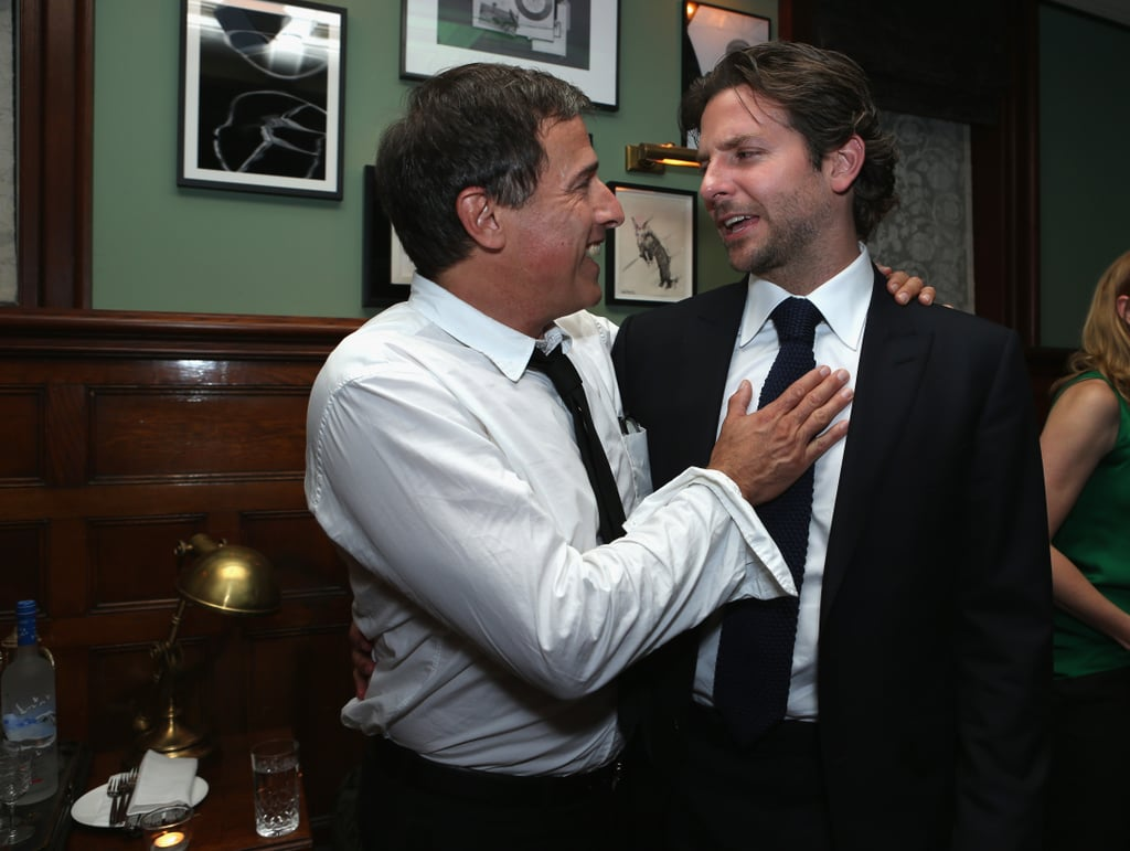 Bradley Cooper shared a deep connection with his Silver Linings Playbook director, David O. Russell. Their friendship resulted in Bradley signing on to star in another of David's films, American Hustle.
