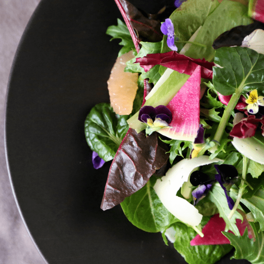 Edible Flower Recipes