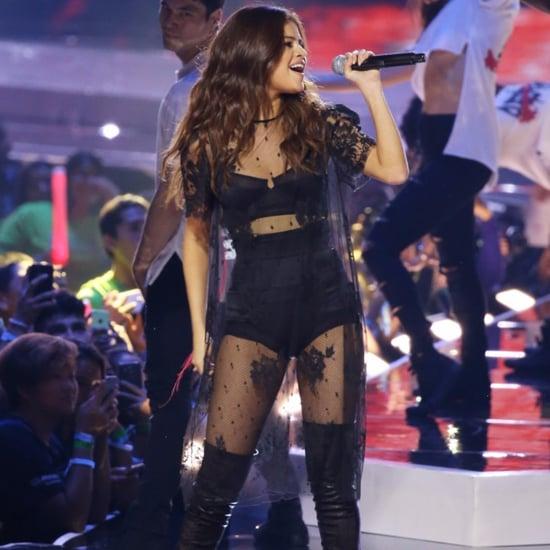 Selena Gomez Revival Tour Preview