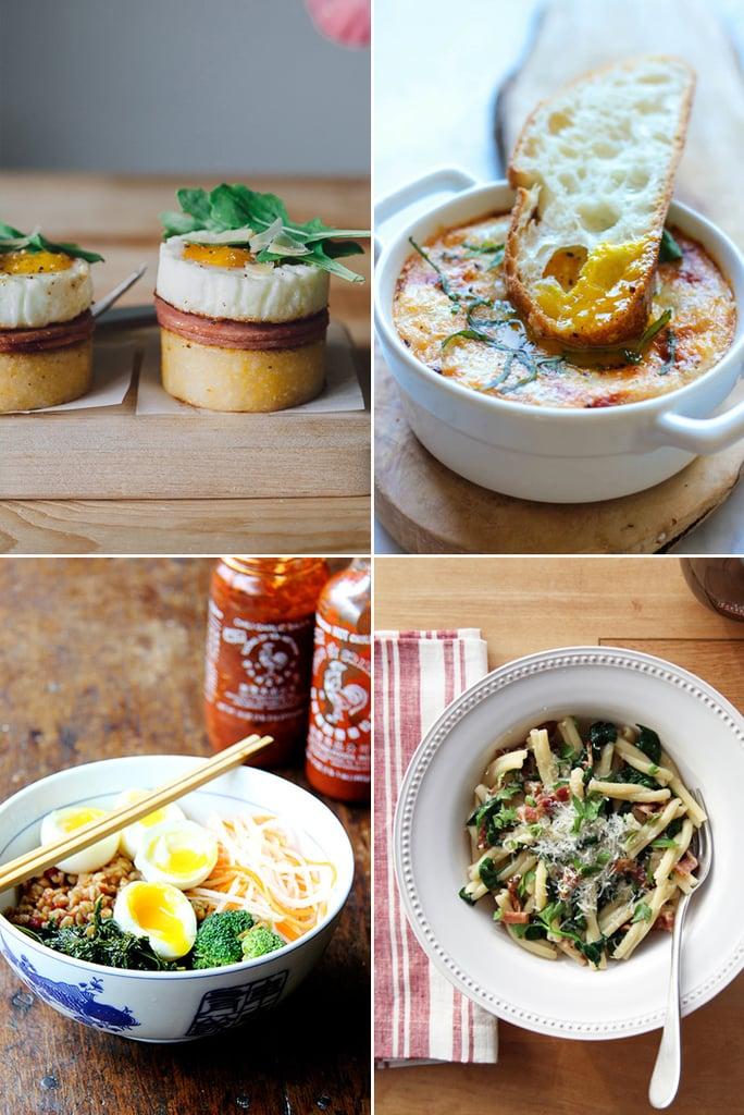 17 Easy, Egg-cellent Meal Ideas