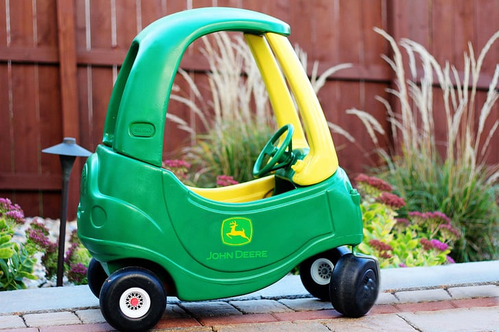 19 Little Tike DIY Makeovers That Will Make You Want to Upgrade the Cozy Coupe in Your Yard