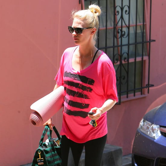 Pictures of January Jones Pregnant