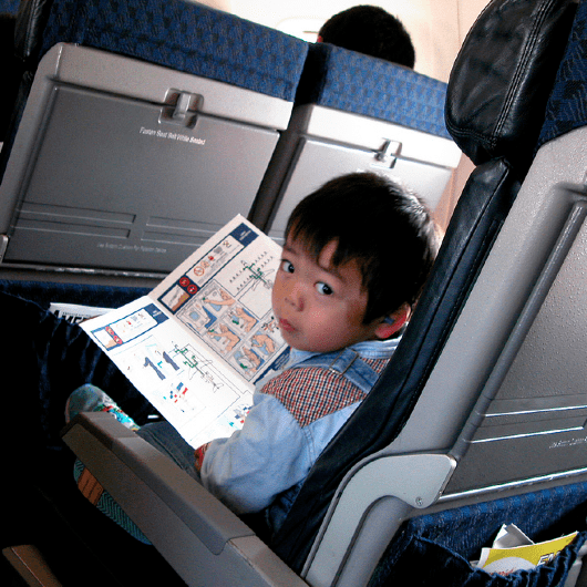 Tips For Air Travel With Kids