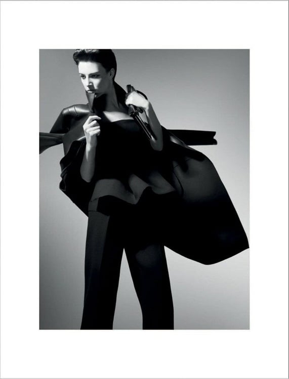 Costume National Fall 2012 Ad Campaign