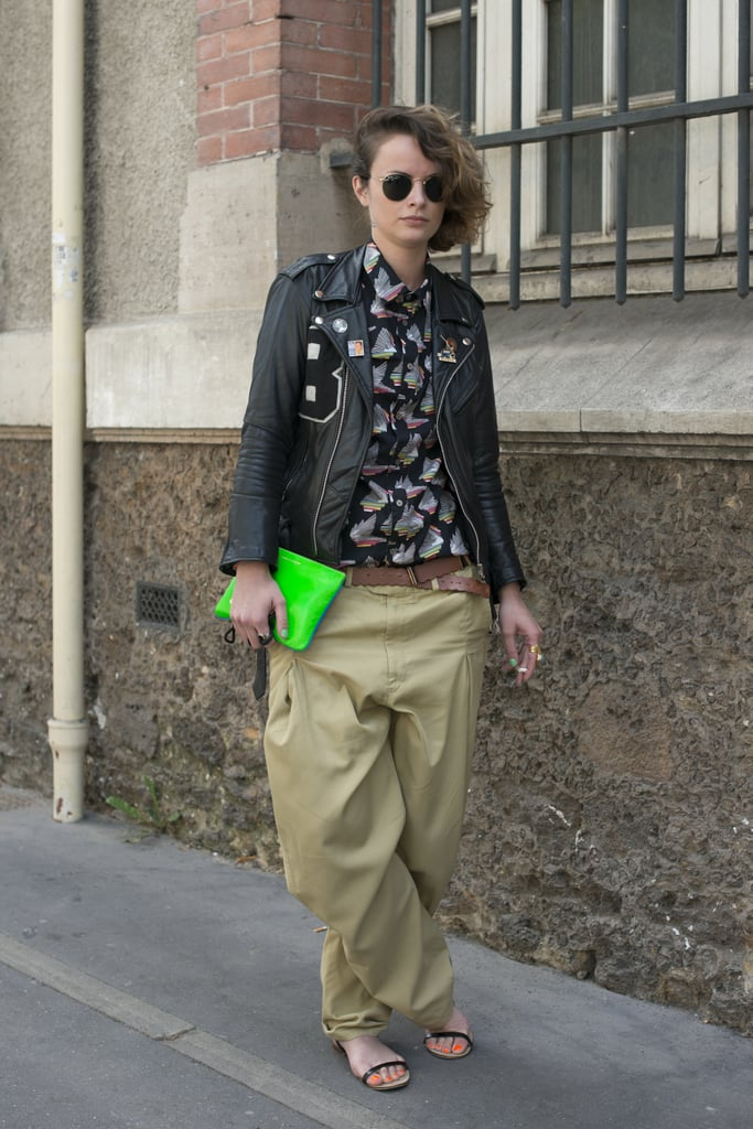 A maxi skirt expert? You might want to look into voluminous trousers next.