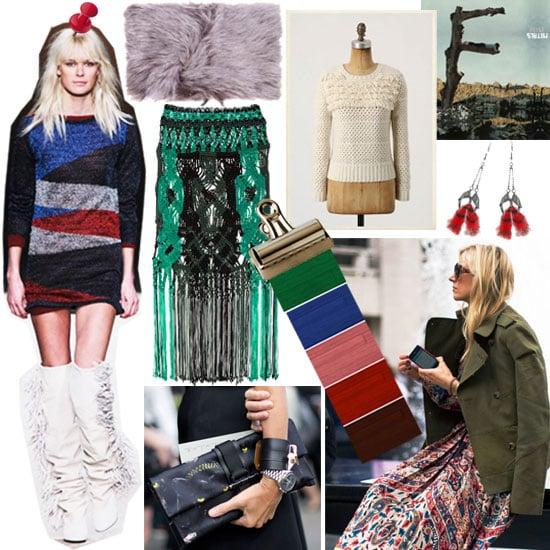 Fall Fashion Mood Board