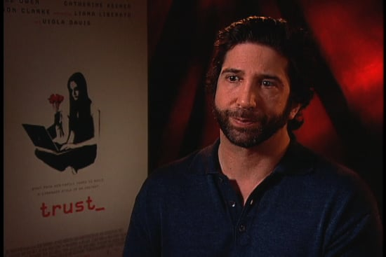 David Schwimmer on Becoming a Dad and Bringing a Cause Close to His Heart to the Big Screen