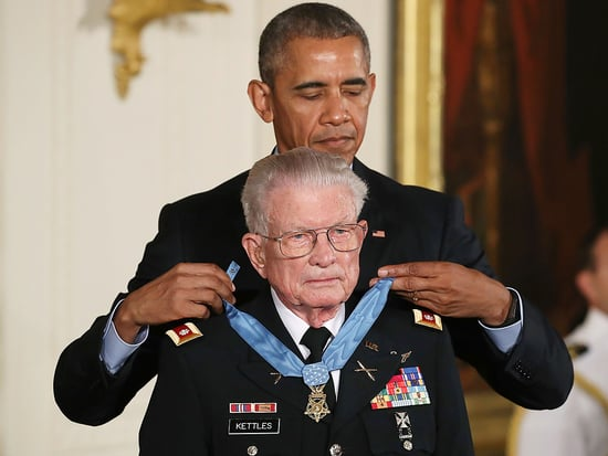 Vietnam Pilot Who Saved 44 Lives Awarded Medal of Honor 49 Years Later: 'I Couldn't Leave Anyone Behind'