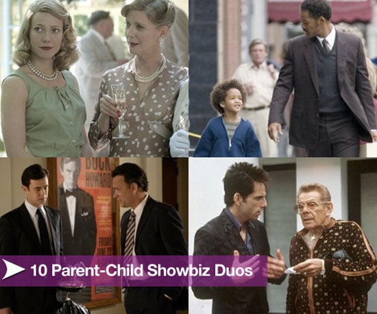 10 Famous Parent-Child Showbiz Duos