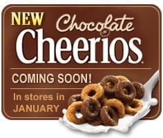 Chocolate Cheerios to Hit the Market Soon!