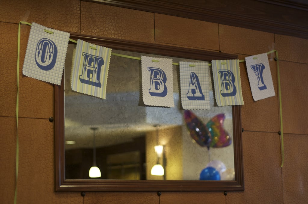 Decorate With DIY Garlands and Balloons