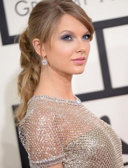 See Taylor Swift's Grammys Ponytail From All Angles!