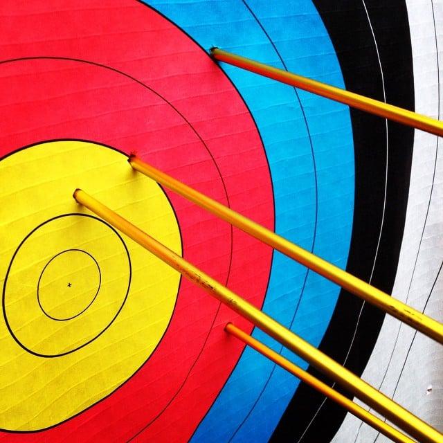 Take Archery Lessons