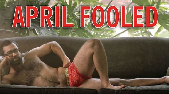 Apparently Aerie's Male Body Positivity Campaign Was An April Fool's Joke, And People Are PISSED