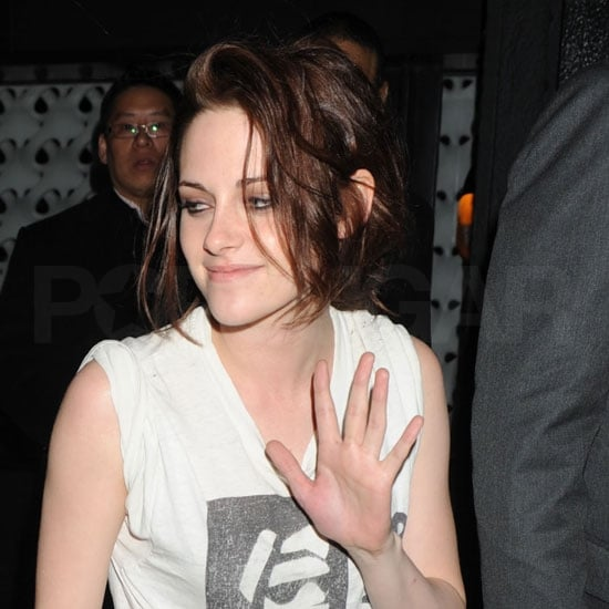 Kristen Stewart Goes Casual to Hit the Met Ball Afterparty With Diane, Beyoncé, Michelle, and More
