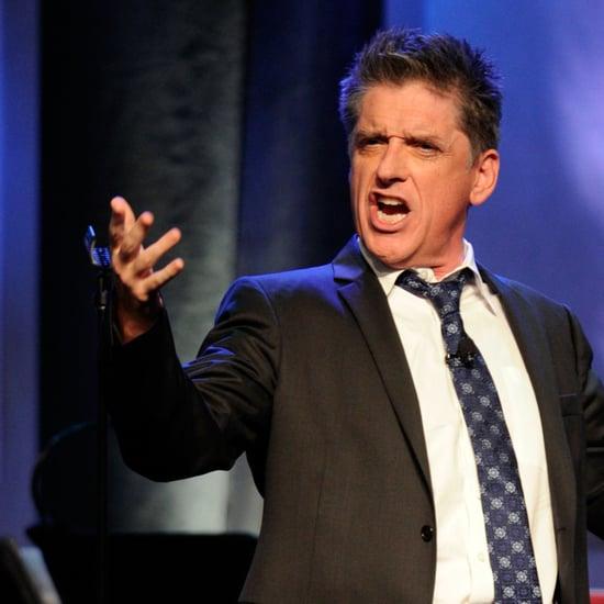 Craig Ferguson Host of I Fucking Love Science