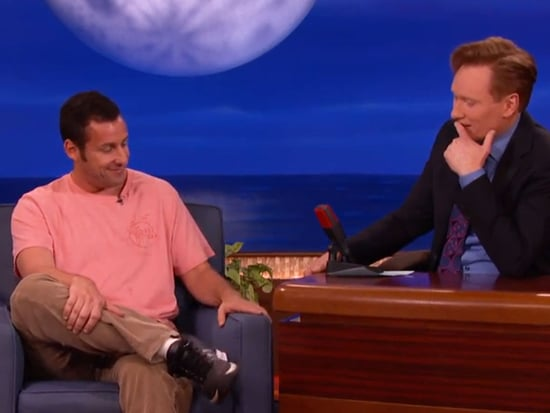 Adam Sandler Fondly Reminisces About Chris Farley … and His Appetite (VIDEO)