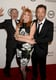 Steven Spielberg photobombed Bruce Spingsteen and Patti Scialfa.