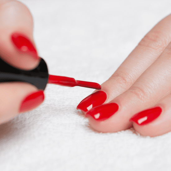 How to Get Nail Polish Off Clothes