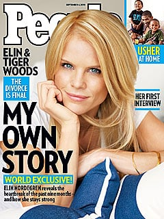 "Elin Nordegren Speaks Out For The First Time About Tiger, Saying She ""Never Suspected"" and is ""Stronger Than Ever"" 2010-08-25 07:18:31"
