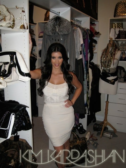 """She Was the """"Queen of the Closet-Organizing Scene"""""""