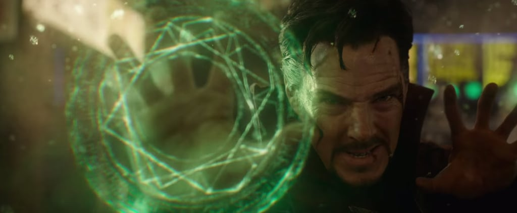 Behold the Mind-Bending Full Trailer For Dr. Strange, Starring Benedict Cumberbatch