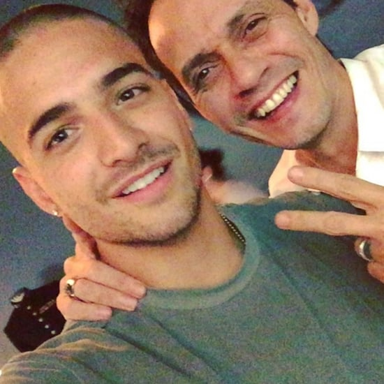 Maluma Tricks Marc Anthony in Instagram Video