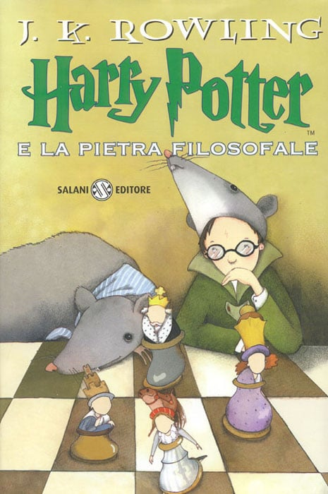 Harry Potter and the Philosopher's Stone, Italy