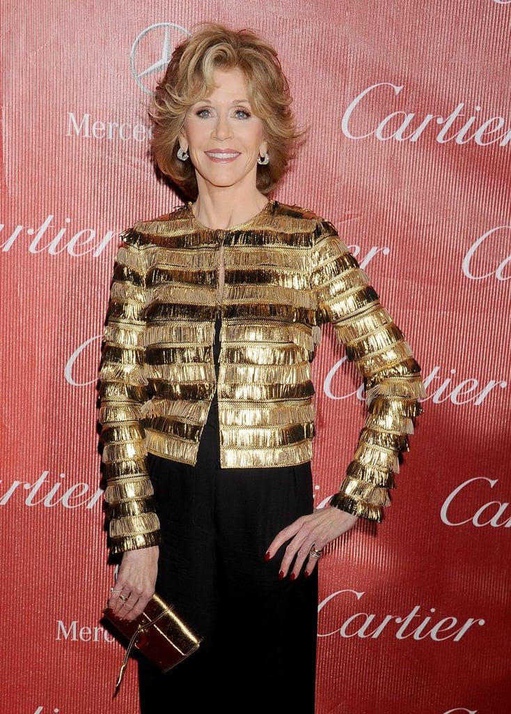 Jane Fonda, 77