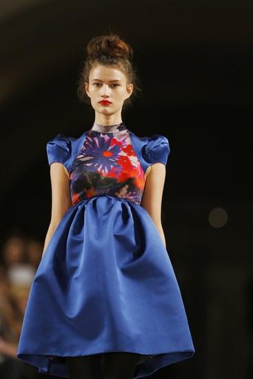 London Fashion Week: Erdem Fall 2009
