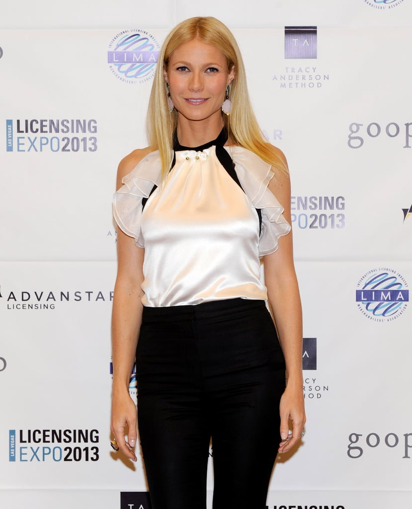 Gwyneth Paltrow Trades the Windy City For Sin City