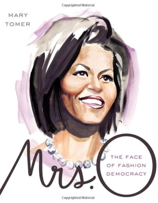 Book About Michelle Obama's Style