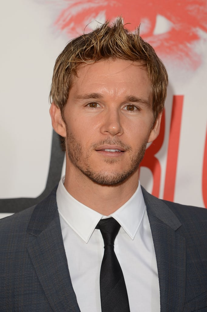Ryan Kwanten arrived at the season five premiere of True Blood in Hollywood.