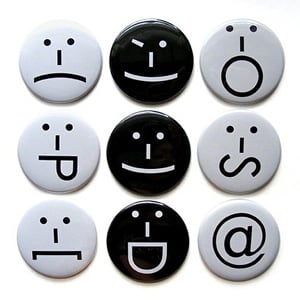 Emoticon Magnets: Love It or Leave It?