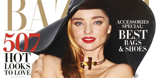 Topless Miranda Kerr Says She Loves Being Naked