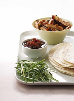 Fast & Easy Recipe For Peking-Style Chicken Wraps
