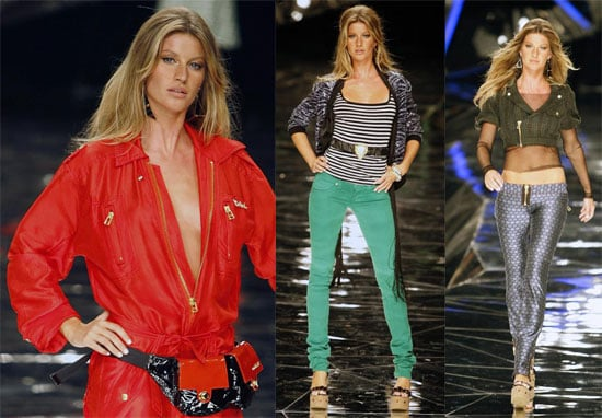 Gisele Blames Parents, Absolves Fashion Industry