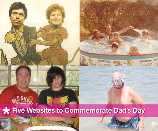 Websites That Celebrate Dad