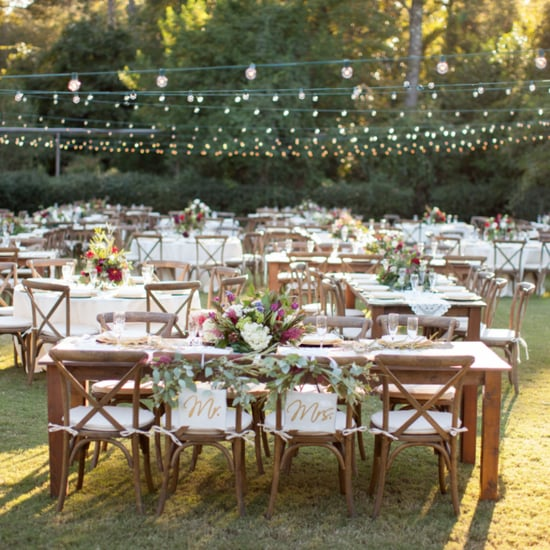 Tips For Throwing a Backyard Wedding