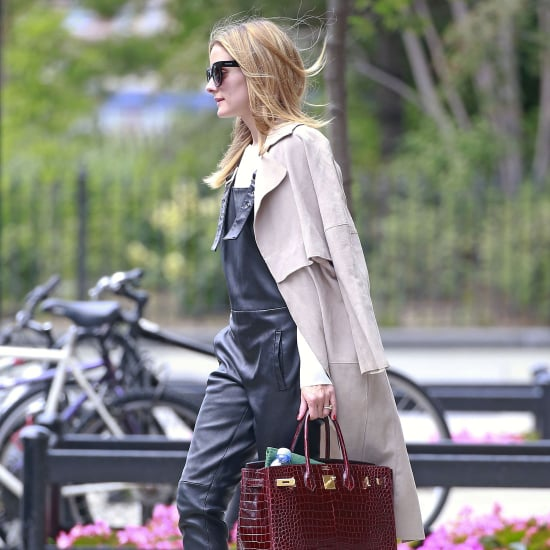 How Olivia Palermo Wears Overalls