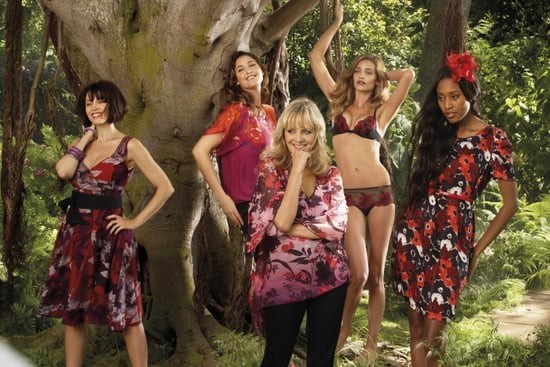Marks and Spencer Summer Ad Campaign Starring Dannii Minogue