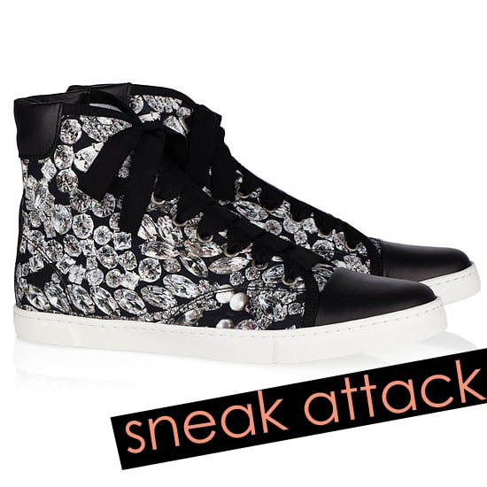 Shop High-Top Sneakers — Spring 2012 Shoe Trends