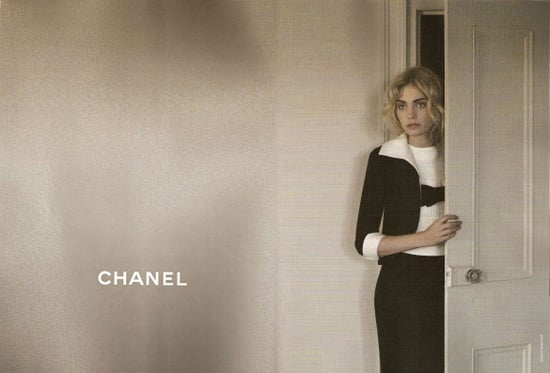 Chanel's Spring 2009 Mystery Girl Revealed