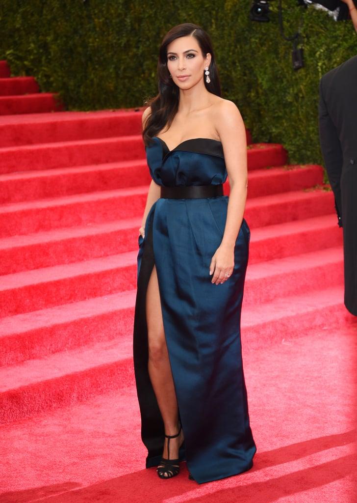 Kim Kardashian at the Costume Institute Ball