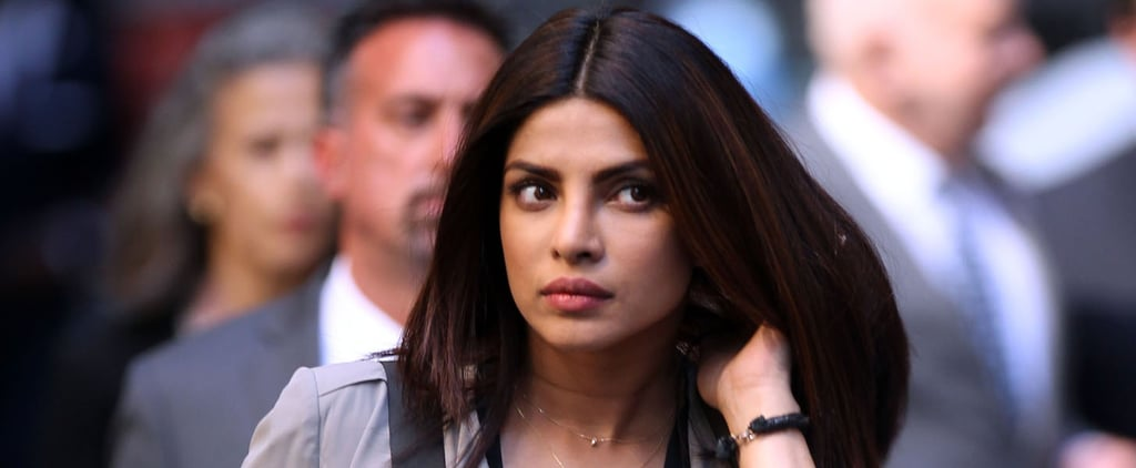 Priyanka Chopra Swings Into Action on the Set of Quantico Season 2
