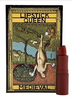 Review of Lipstick Queen Medieval Lipstick